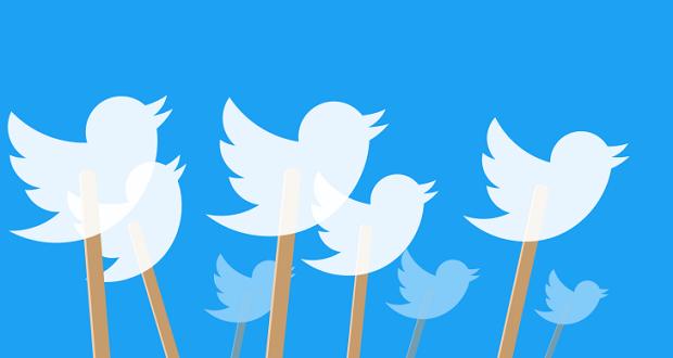 استفاده از توییتر