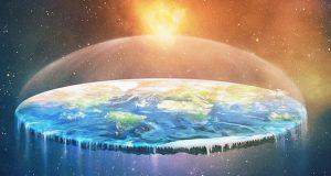 زمین تخت گرایی