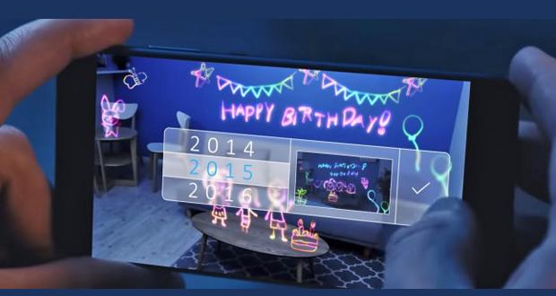 سونی قابلیت های بینظیر دوربین سه بعدی ToF گوشی های موبایل را در این ویدیو نمایش میدهد