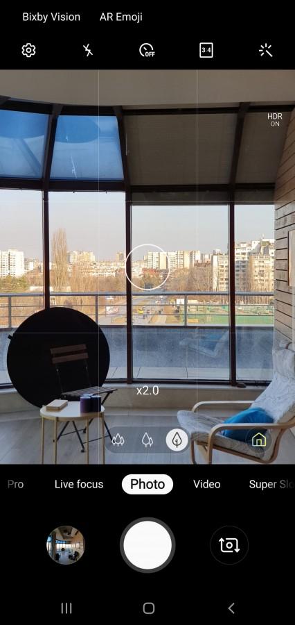 انتشار اولین نمونه تصاویر دوربین گلکسی اس ۱۰ پلاس سامسونگ
