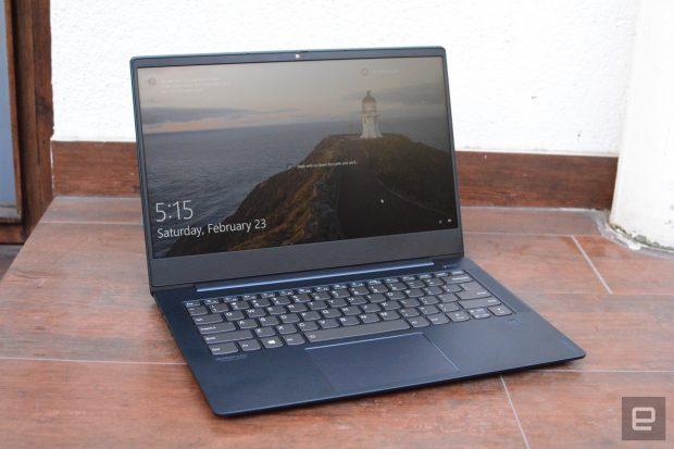 لپ تاپ های میان رده لنوو با نمایشگر HDR و امکانات امنیتی جدید ارتقا پیدا میکنند