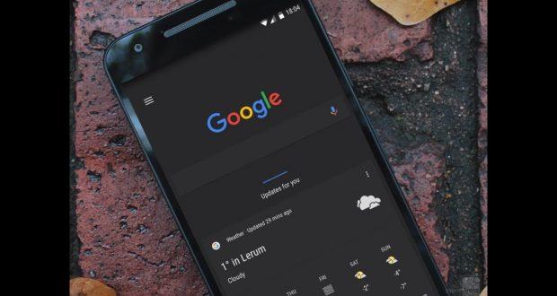 گوگل حالت دارک مود را برای نسخه موبایل کروم نیز عرضه میکند