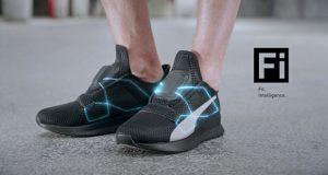 پوما با کفش هوشمند Fi که بند خودش را سفت میکند شما را به آینده میبرد!