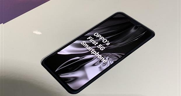 اوپو رسما از اولین گوشی هوشمند 5G جهان رونمایی کرد