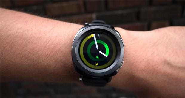 تصویری از ساعت هوشمند گلکسی اسپورت سامسونگ فاش شد