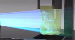 دانشمندان موفق به ساخت دستگاهی شدهاند که اجسام واقعی را به کمک نور تولید میکند!