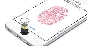 اپل به دنبال بازطراحی سیستم اثر انگشت آیفون است
