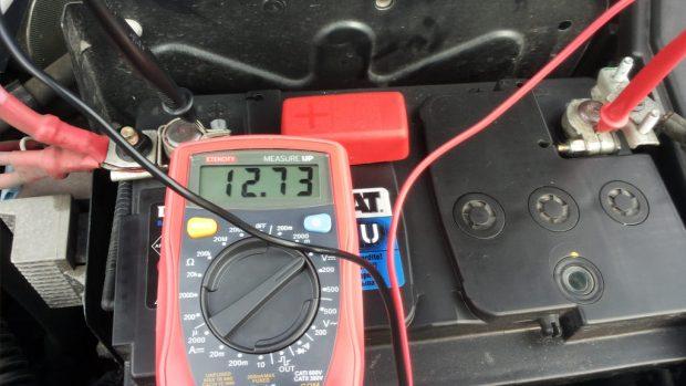 عمر باتری خودرو