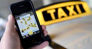 نرخ کرایه تاکسی های اینترنتی