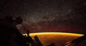 فضا از نگاه فضانوردان ایستگاه فضایی