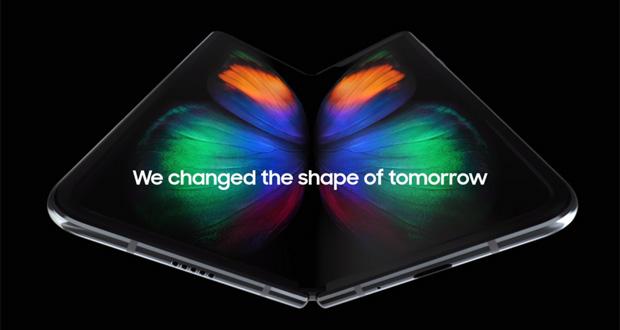 سامسونگ نسخه کوچکتری از نمایشگر منعطف خود را به گوگل و اپل پیشنهاد کرده است