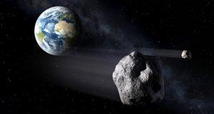 عبور سیارک