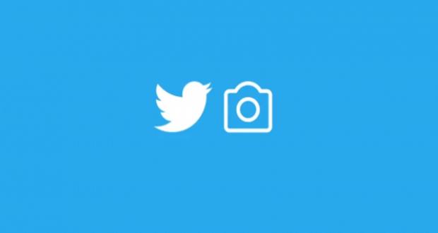 ثبت سریع عکس در توییتر
