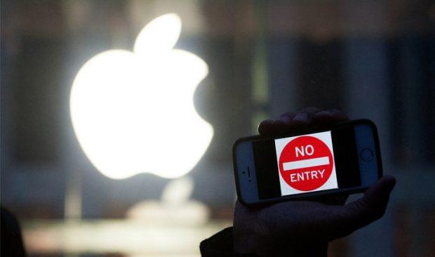 محدودیت های اپل