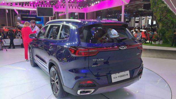 چری تیگو 8 مدل 2019