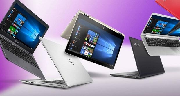پرفروش ترین برندهای لپ تاپ