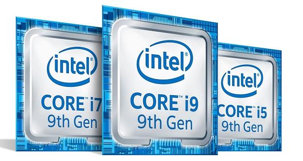 پردازنده های لپتاپی جدید اینتل