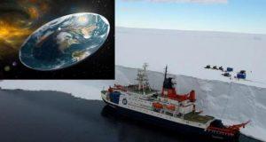 سفر زمین تخت گرایان به جنوبگان