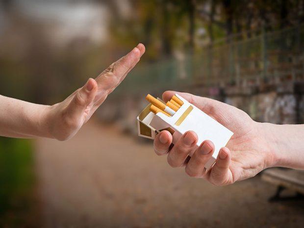 استعمال دخانیات و احتمال افزایش سکته مغزی