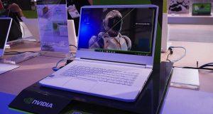 لپ تاپ دارای کارت گرافیک Quadro RTX 5000