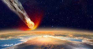 برخورد سیارک ها با زمین