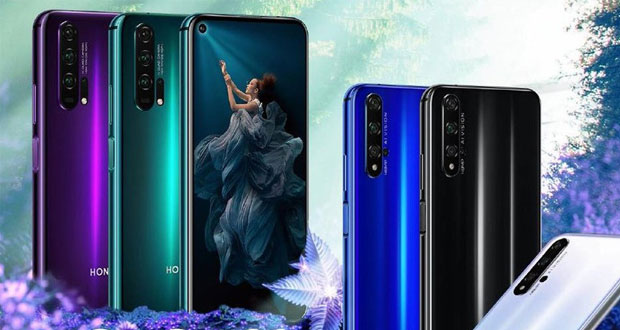 Honor 20 and Honor 20 Pro