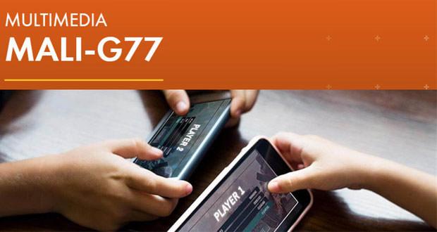 پردازنده Cortex A77