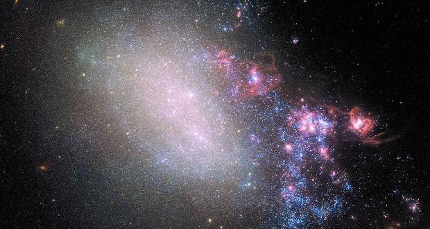 کهکشان غیر عادی
