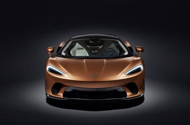 مک لارن GT