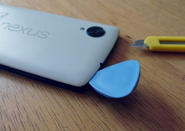 تعویض صفحه نمایش گوشی