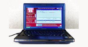 ویروسی ترین لپ تاپ جهان