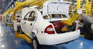 تولید خودرو دوگانه سوز
