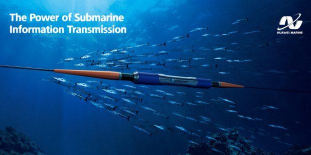 کابل ارتباطی زیردریایی