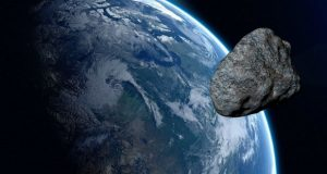 برخورد سیارک با زمین