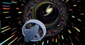 موجودات فضایی با شلیک لیزر به سیاه چاله ها در کهکشان سفر میکنند
