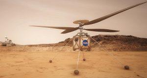 بالگرد مریخی