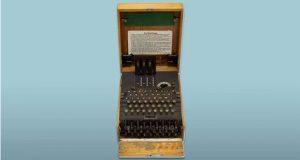 انیگما دستگاه کدگذاری ارتش آلمان نازی