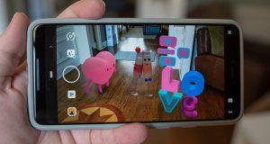 قابلیت Playmoji گوگل پیکسل 3 ای