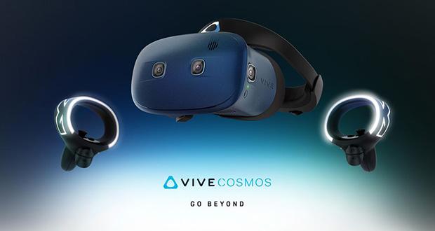 هدست واقعیت مجازی Vive Cosmos