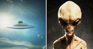 زندگی موجودات فضایی