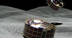 فضاپیمای ژاپنی هایابوسا ۲ با نمونهبرداری از یک سیارک تاریخساز شد