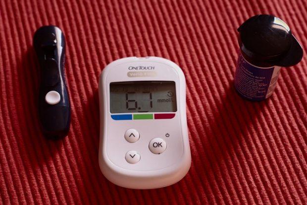 نشستن بیش از حد - دیابت