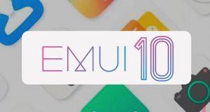 رابط کاربری EMUI 10.0