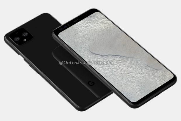 جزئیات فنی گوشی گوگل پیکسل ۴ و پیکسل ۴ ایکس ال