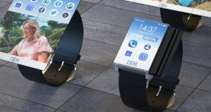 ساعت هوشمند IBM