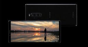 اولین گوشی 5G سونی