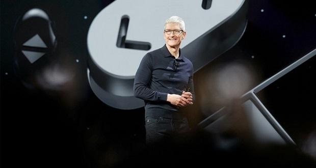 تیم کوک: شرکت اپل در حال توسعه محصولات اعجابانگیزی است