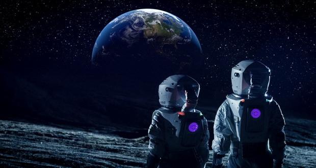 اگر بر روی ماه زندگی میکردیم زمین را چگونه میدیدیم؟