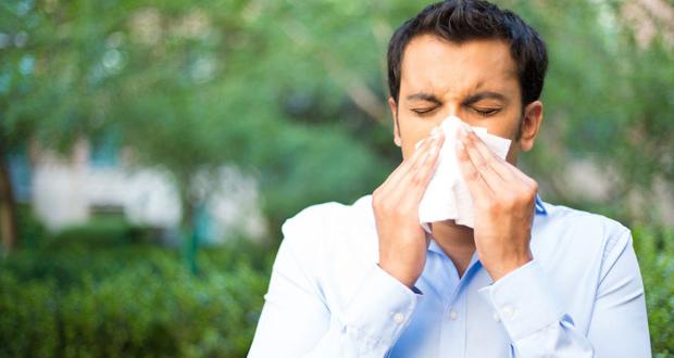 روش های خانگی برای درمان آلرژی
