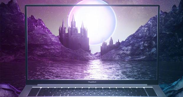تصاویر رسمی لپ تاپ آنر مجیک بوک پرو